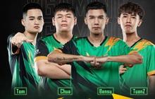"""PMPL VN S2 - Tuần 3: V Gaming xuất sắc trở thành nhà vô địch vòng Pro League, """"cựu vương"""" cũng kịp tăng tốc để chiếm lấy vị trí thứ 2"""