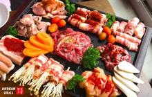 149.000đ với buffet thịt nướng không giới hạn theo phong cách truyền thống Hàn Quốc tại Buzza BBQ (Korean Grill)