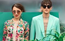 Bộ ảnh thời trang mướt mắt với trang phục tone màu pastel và họa tiết floral