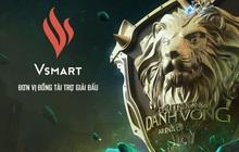 Vsmart trở thành đơn vị đồng tài trợ thứ ba tại Đấu Trường Danh Vọng mùa Đông 2020