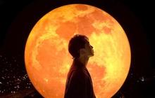 """Check-in Trung thu xịn sò với """"siêu trăng"""" tại Sky Lounge Sài Gòn"""