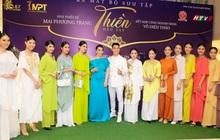 NTK Mai Phương Trang ra mắt BST Thiền đầu tay - Sự hòa điệu của lụa và đá