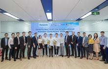 Panasonic Việt Nam tiếp tục thực hiện chương trình học bổng dành cho sinh viên ngành Nhiệt lạnh trên khắp cả nước