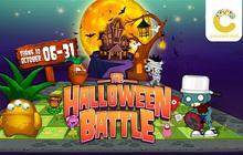 Binh đoàn quái vật cùng so găng mùa Halloween - Tháng 10 này tại Crescent Mall