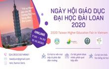 Ngày hội Giáo dục Đại học trực tuyến Đài Loan năm 2020
