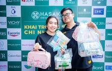 """Hasaki Beauty & S.P.A """"đổ bộ"""" Tân Phú thu hút hơn 5000 khách hàng từ sáng sớm đến tối khuya"""