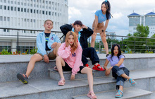 Ra mắt F7, SHONDO gây ấn tượng với giới trẻ bằng bộ sưu tập nhiều màu sắc bắt trend