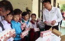 Mộc Châu Milk chung tay ủng hộ đồng bào miền Trung bị lũ lụt
