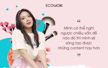 """Mai Huong makeup: """"Ecomobi cân bằng yêu cầu giữa nhãn hàng và cá tính riêng của KOL"""""""