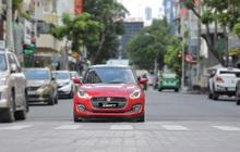Suzuki Swift - Hatchback thời trang mang thiết kế châu Âu