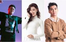 """Hải Triều, PewPew, Rapper OSAD, Yuno Bigboi cùng dàn sao Việt """"rục rịch"""" bùng nổ tại POPS Fan Fest"""