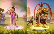 Giới thiệu hai vị tướng mới: Lữ Bố và Điêu Thuyền trong game Rise of Kingdoms