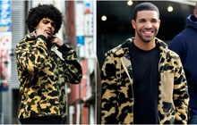 Điểm danh 5 sản phẩm âm nhạc BAPE đồng hành cùng văn hóa hiphop