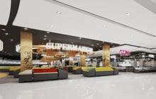 """""""Không lòng vòng"""", khám phá siêu thị AEON lớn nhất Hải Phòng sắp khai trương"""