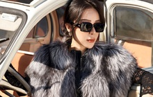 Bật mí bí quyết mix đồ với áo khoác lông cực chất và chuẩn style Hàn Quốc