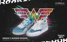 Reebok x Wonder Woman - Sức mạnh của người phụ nữ ẩn giấu trong câu chuyện thời trang