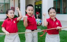 Truyền cảm hứng phát triển cho con trẻ tại môi trường mầm non song ngữ quốc tế