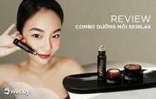 Dùng thử combo dưỡng môi của Skinlax: Liệu có thật sự hiệu quả như lời đồn hay chỉ là quảng cáo?