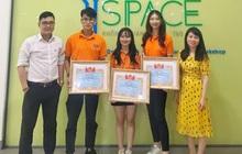 Sinh viên trường Đại học Thủ đô Hà Nội tham dự vòng Chung kết giải thưởng Sinh viên nghiên cứu khoa học Eureka lần thứ 22