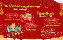 Tưng bừng sự kiện mừng xuân Tân Sửu tại AEON MALL Bình Tân