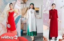 """Chắc chắn yêu là đây: 8 mẫu áo dài cách tân đón xuân 2021 đúng chất """"nàng thơ"""" lại còn đang có deal siêu hot!"""