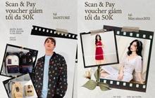 Ví lép vẫn muốn sắm đồ diện Tết: Săn ngay Scan & Pay voucher giá chỉ 1 đồng, được giảm đến 50K