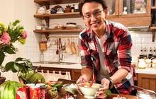 """Thử thách đón Tết diệu kỳ: Quang Bảo và dàn sao Việt không hẹn cùng """"lăn vào bếp"""""""