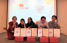 """77 """"nhà lãnh đạo trẻ châu Á"""" đi tìm giải pháp giáo dục bền vững trong trạng thái bình thường mới"""
