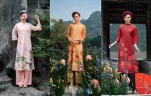 Thương hiệu thời trang Zym's House - Nét đẹp áo dài truyền thống Việt Nam