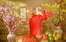 """R.Tee và Richy khuyến khích người trẻ sáng tạo Tết qua MV """"rap khấn"""" độc đáo"""