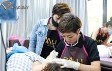 Cùng làm đẹp môi tại thẩm mỹ viện Hương Phan Beauty