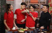 Huỳnh Lập, Lê Lộc, Chí Thiện hào hứng học nấu món Hoa với bí quyết đặc biệt