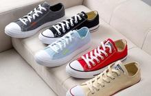 Mua giày Converse, Vans làm quà 8.3, đừng bỏ lỡ địa chỉ bán siêu chuẩn này