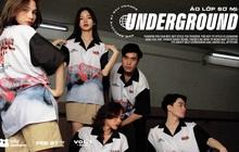 GẤU Uniform: Phá cách trong BST áo lớp sơ mi hoàn toàn mới - Underground