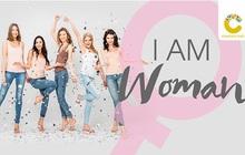 I AM WOMAN - Chúc mừng ngày Quốc tế Phụ nữ tại Crescent Mall