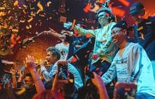 """16 Typh, 16 BrT cùng anh em 16 Northside """"quẩy nát tiệc"""" trên sân khấu đầu tiên của Walk On Da Street"""