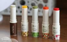 """Loạt gái xinh mách nước dùng son gạo dưỡng ẩm cho môi siêu mềm mịn: Giá chỉ 80K, thành phần """"healthy"""" đến mức… ăn được!"""