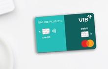VIB ra mắt dòng thẻ tích hợp thẻ tín dụng và thanh toán