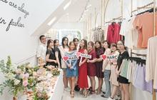 MARC Fashion Nguyễn Trãi tưng bừng khai trương: Ngôi nhà mới cho tín đồ thời trang nữ