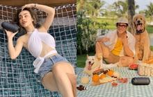 Mạng xã hội đầu hè được tưới mát khi các travel blogger rục rịch check-in du lịch