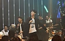 """Đàn em cùng trường Trúc Anh """"gây sốt"""" vì giống thần tượng nhóm nhạc xứ Hàn"""
