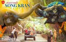 Songkran không chỉ là té nước, bởi có hàng loạt những món ngon khó cưỡng của xứ sở chùa Vàng cũng chờ bạn thưởng thức