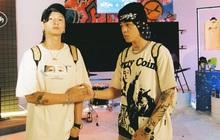 Cảm hứng về thời trang đậm chất hip-hop trong collection kết hợp giữa 16 Typh và DirtyCoins