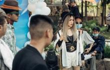 Hòa Minzy hé lộ ảnh hậu trường, lần đầu tiên xuất hiện với diện mạo gây bất ngờ