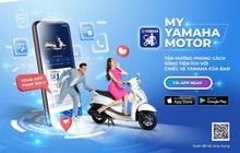 Yamaha ra mắt ứng dụng kết nối thông minh giữa con người và xe