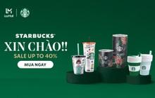 BST Herschel sắp ra mắt của Starbucks có gì hot mà hôm nay hội fan cứng ráo riết đặt trước trên Lazada?