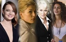 Những hình tượng phụ nữ khó quên trong các tác phẩm điện ảnh được đề cử Oscar