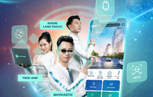 """Hé lộ """"vũ trụ"""" ngân hàng số thế hệ mới cùng Rhymastic, Khoai Lang Thang và Trúc Anh"""