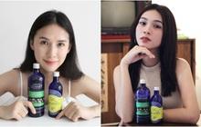 KOL Việt dùng mỹ phẩm gì: Kendall Nguyễn khoe tẩy trang thần thánh, rich kid Thảo Trinh Nguyễn mách nước loại toner làm dịu da