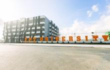 Quy Nhơn không chỉ có biển xanh, cát trắng, nắng vàng mà còn có campus thích mê cho sinh viên học AI